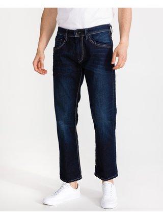 Straight fit pre mužov Tom Tailor - modrá