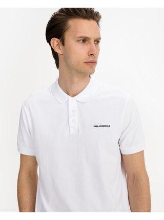Polo triko Karl Lagerfeld