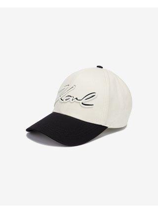 New Signature Kšiltovka Karl Lagerfeld