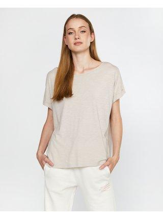 Tričká s krátkym rukávom pre ženy JUVIA - sivá