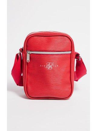 Červená dámská crossbody kabelka BAG