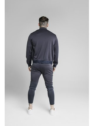Tmavě modrá pánská bunda BOMBER FADE LEGACY
