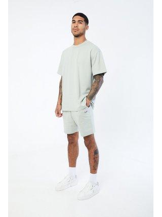 Mentolové pánské tričko  T-SHIRT FIT RELAXED ESSENTIAL
