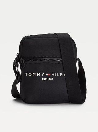 Čierna pánska crossbody taška Tommy Hilfiger