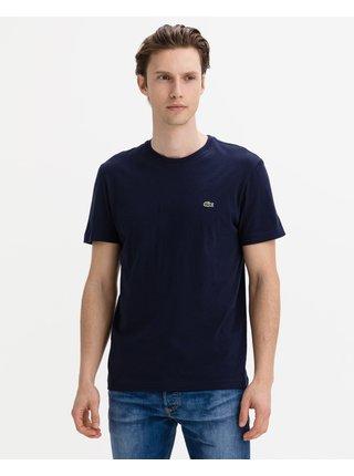 Tričká s krátkym rukávom pre ženy Lacoste - modrá