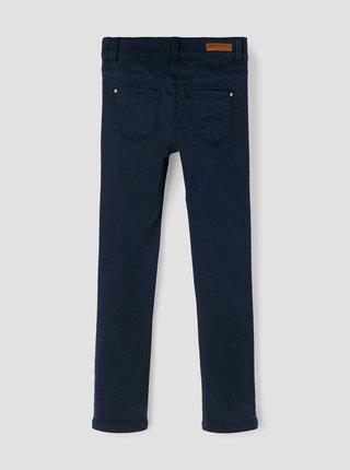 Tmavě modré holčičí kalhoty name it Polly