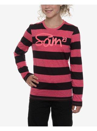 SAM 73 - čierna, ružová
