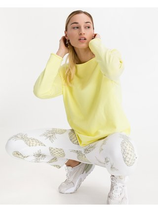 Mikiny pre ženy JUVIA - žltá