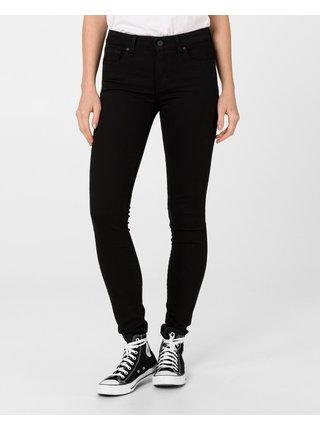 Skinny fit pre ženy Levi's® - čierna