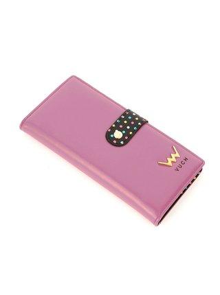 Růžová dámská malá peněženka VUCH Lisa