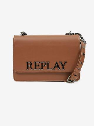 Hnedá kabelka Replay
