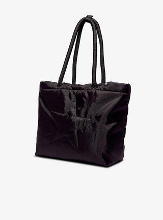 Černý shopper Converse Quilted Tote Bag
