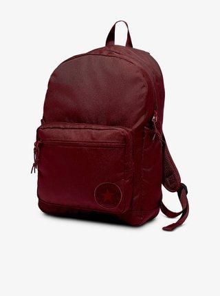 Vínový unisex batoh Converse Go 2 Backpack