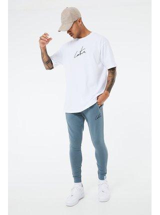 Bílé pánské tričko T-SHIRT ESSENTIALSOVERSIZED TheCoutureClub