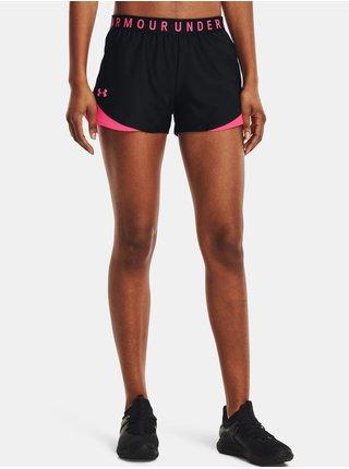 Kraťasy Under Armour Play Up Shorts 3.0- černá