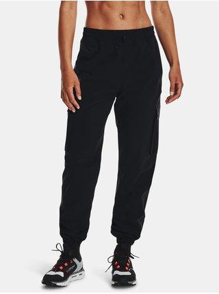 Kalhoty Under Armour Rush Woven Jogger- černá