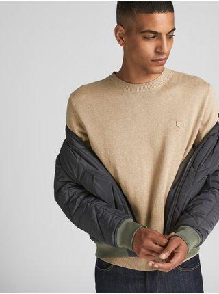 Béžový sveter Jack & Jones Ray