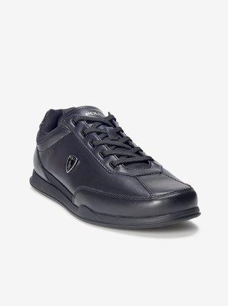 Tenisky, espadrilky pre mužov POLO Ralph Lauren - čierna