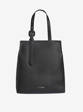 Čierny dámsky shopper Calvin Klein