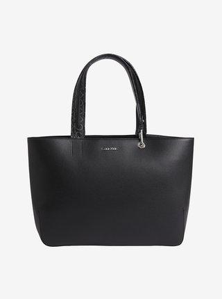 Černý dámský shopper Calvin Klein
