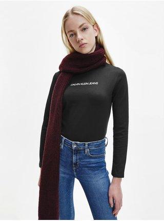 Černé dámské tričko Calvin Klein