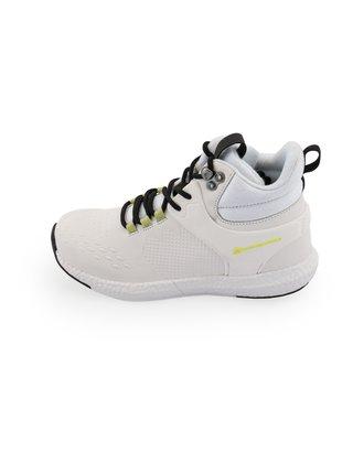 Dětské obuv zimní ALPINE PRO POLO bílá