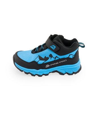 Dětské obuv zimní ALPINE PRO MONTINO modrá