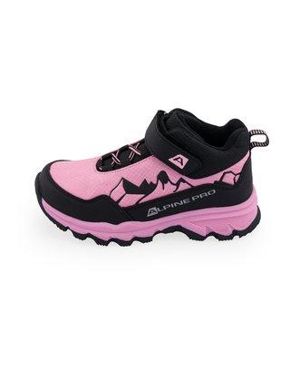 Dětské obuv zimní ALPINE PRO MONTINO růžová