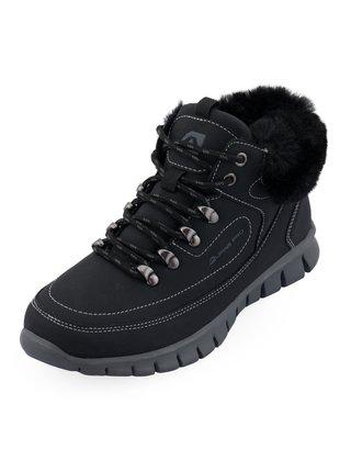 Dámské obuv zimní ALPINE PRO CORMA černá