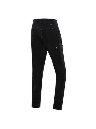 Dámské strečové kalhoty ALPINE PRO IDRILA černá