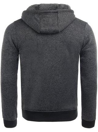 Pánský svetr ALPINE PRO CORAN šedá