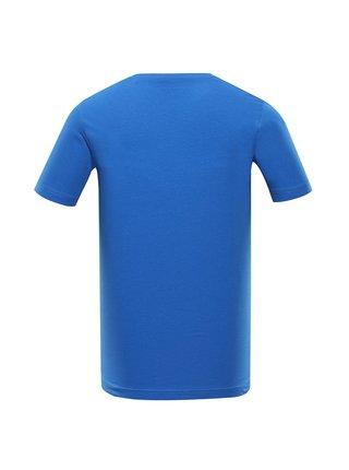 Pánské bavlněné triko ALPINE PRO CRESS modrá