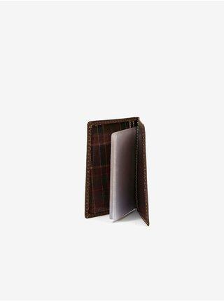 Hnědá pánská kožená peněženka Bruno Banani