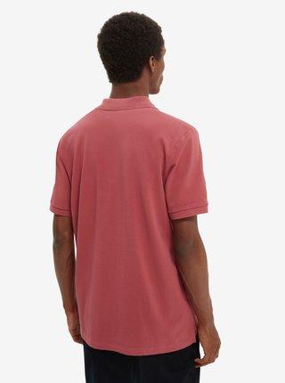 Růžové pánské tričko Scotch & Soda