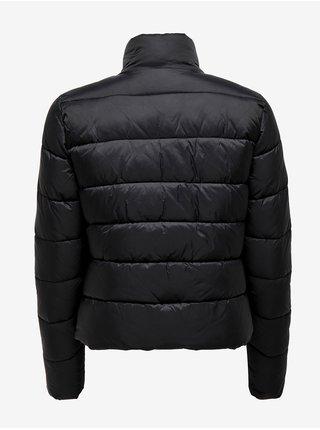 Černá prošívaná bunda Jacqueline de Yong Embrance