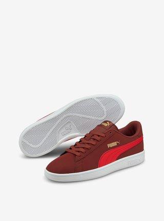 Červené pánské tenisky Puma