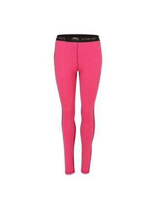 Dětské funkční prádlo - kalhoty ALPINE PRO SUSYO růžová