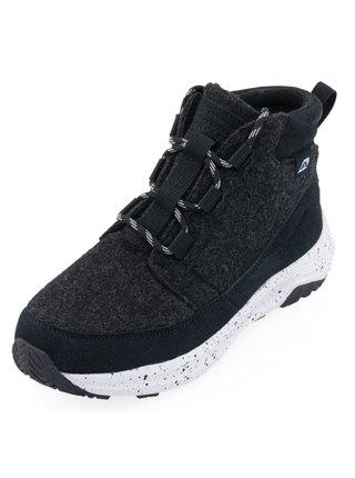 Dámské obuv zimní ALPINE PRO OVA černá