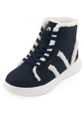 Dámské obuv zimní ALPINE PRO KETERA modrá