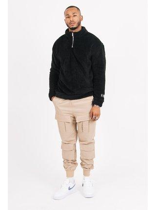 Béžové pánské kalhoty Beige Pants Cargo Utilitary