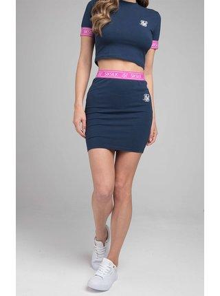 Tmavě modrá dámská sukně SKIRT ADVANTAGE