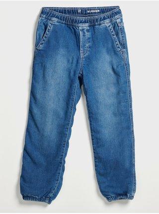 Modré klučičí džíny lined med GAP