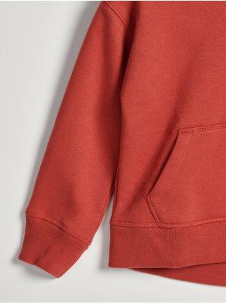 Oranžová klučičí mikina cool sweats GAP