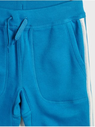 Modré klučičí tepláky slouch GAP
