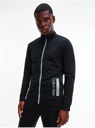 Čierna pánska mikina Calvin Klein