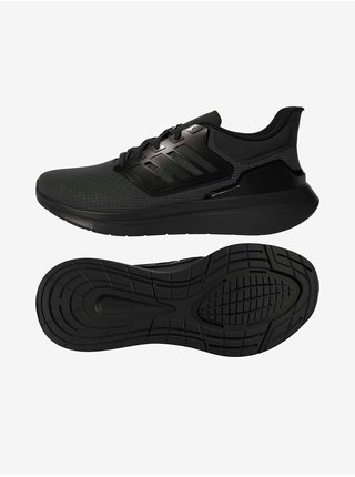 Čierne pánske tenisky Adidas Performance Run