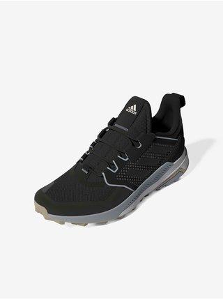 Čierne dámske tenisky Adidas Performance Terrex