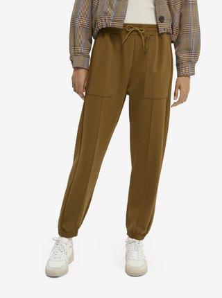 Nohavice pre ženy Scotch & Soda - kaki
