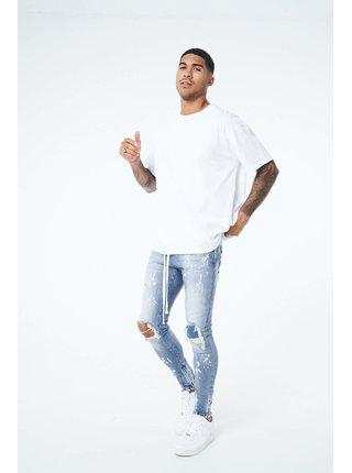 Bílé pánské tričko SHIRT T FIT REGULAR ESSENTIALS