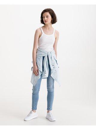 Košele pre ženy Replay - modrá